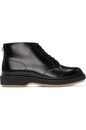 ADIEU PARIS Men Boots - Black Type 77 Boots