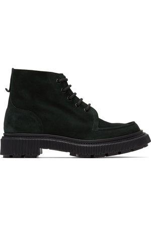 ADIEU PARIS Men Boots - Khaki Suede Type 164 Boots
