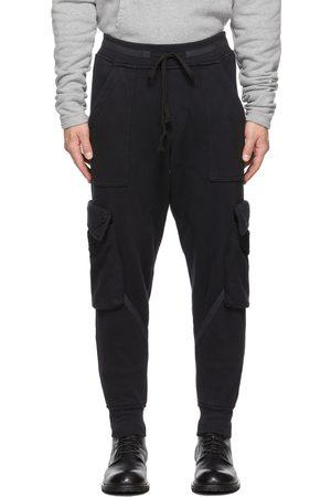 GREG LAUREN Men Cargo Pants - Army Basic Cargo Pants