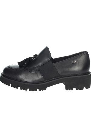 VALLEVERDE Women Loafers - Loafers Women Pelle