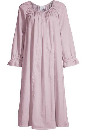 POUR LES FEMMES Women Socks - Louisa Ruffle-Sleeve Nightgown