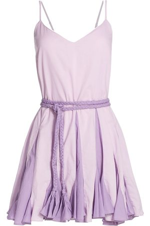 Rhode Casey Rope Belt Dress