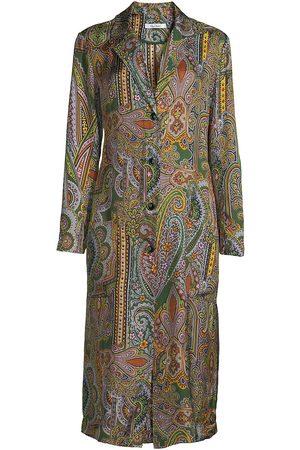 Robert Graham Women Printed Dresses - Ophelia Printed Shirtdress