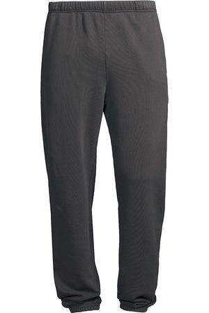 Les Tien Men Sweatpants - Classic Elastic Waistband Sweatpants