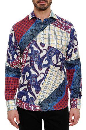 Robert Graham Men Denim - Grand Marque Button-Down Shirt
