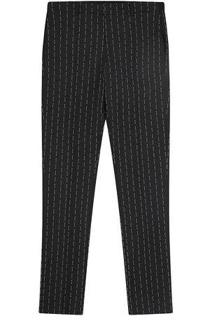 1017 ALYX 9SM Men Formal Pants - Logo Pinstripe Tailored Pants