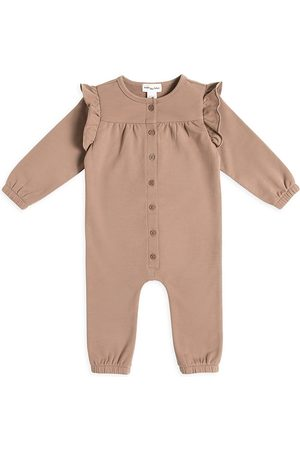 Miles Baby Baby Nightdresses & Shirts - Baby Girl's Miles Playwear Autumn Coveralls