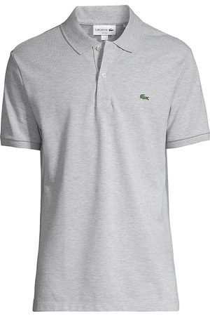 Lacoste Ribbed Colalr Polo Shirt