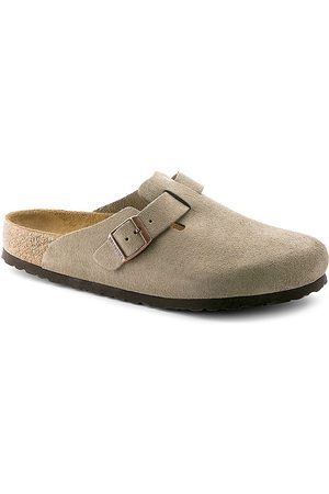 Birkenstock Men Clogs - Boston Soft Footbed Clogs