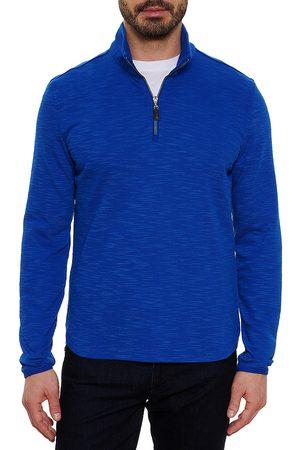 Robert Graham Allman Quarter-Zip Sweater