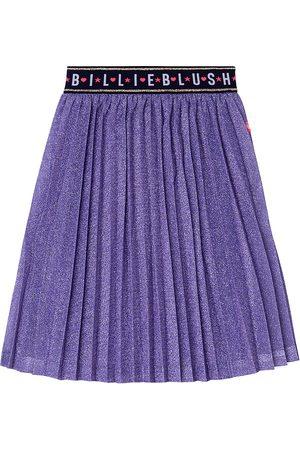 Billieblush Girls Skirts - Little Girl's & Girl's Glitter Pleated Skirt