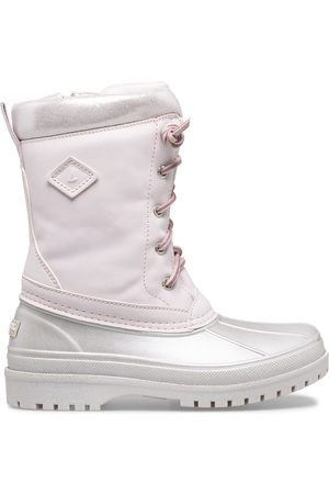 Sperry Top-Sider Boots - Sperry Kids Trailboard Boot Blush/ , Size 1M