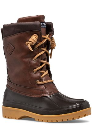 Sperry Top-Sider Boots - Sperry Kids Trailboard Boot Tan/ , Size 1M