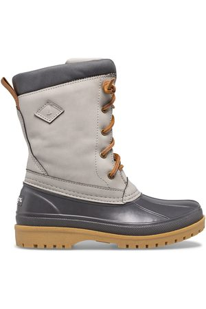Sperry Top-Sider Boots - Sperry Kids Trailboard Boot Grey, Size 1M