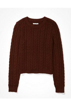 American Eagle Outfitters Women Sweaters - High-Rise Sweater Women's XXS