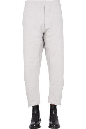 Maison Margiela Jogging pants with embroidered logo