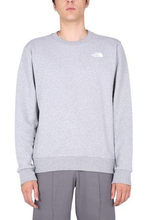 "The North Face Crew neck sweatshirt with ""pixel"" logo print"
