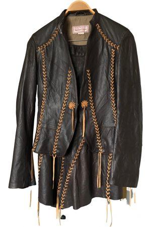 MCS Women Leather Jackets - Leather blazer