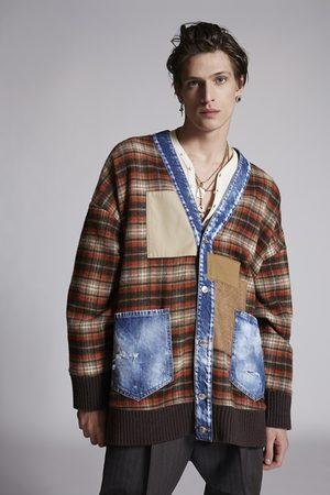 Dsquared2 Men Denim outerwear Rust