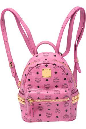 MCM Stark cloth backpack