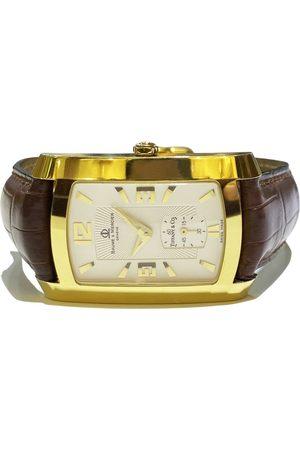 Baume et Mercier Women Watches - Hampton Lady gold watch