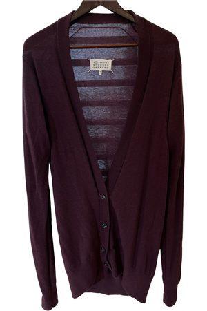 Maison Martin Margiela Wool cardi coat