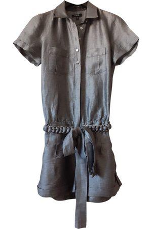 Costume National Linen jumpsuit