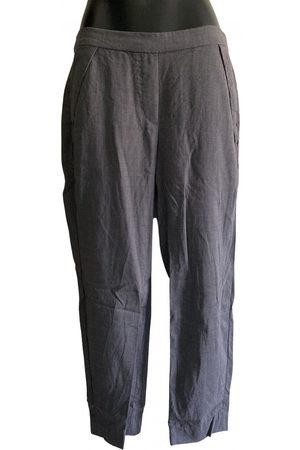 Brunello Cucinelli Wool straight pants