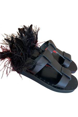 VALENTINO GARAVANI Women Mules - Leather mules