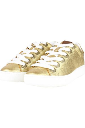 Coach Leather trainers