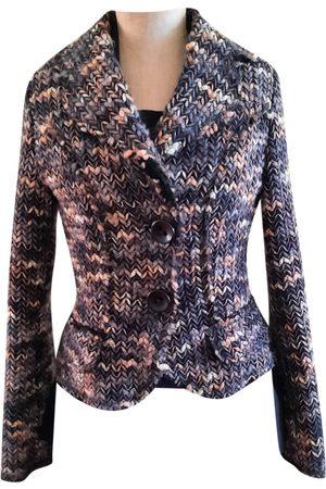 Caroline Biss Wool short vest