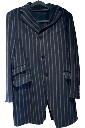 Vivienne Westwood Men Trench Coats - Wool trench