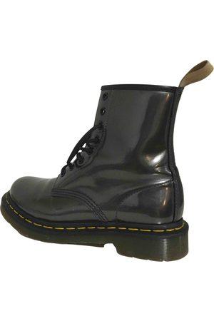 Dr. Martens 1460 Pascal (8 eye) vegan leather biker boots