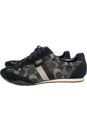 Coach Cloth trainers