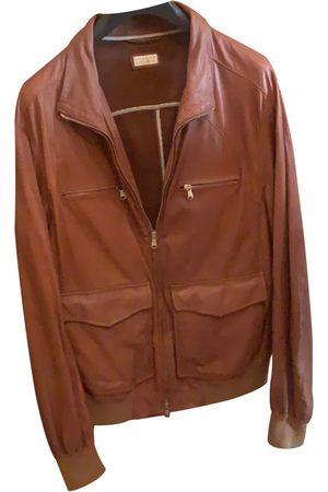 Brunello Cucinelli Leather vest