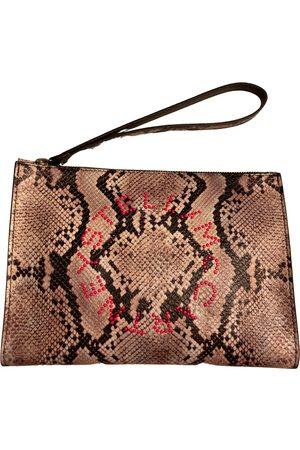 Stella McCartney Vegan leather clutch bag