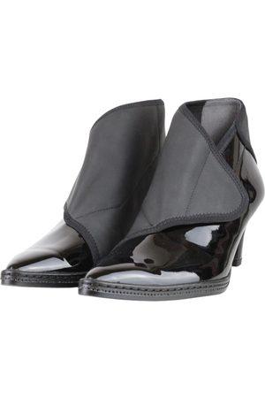 united nude Leather heels