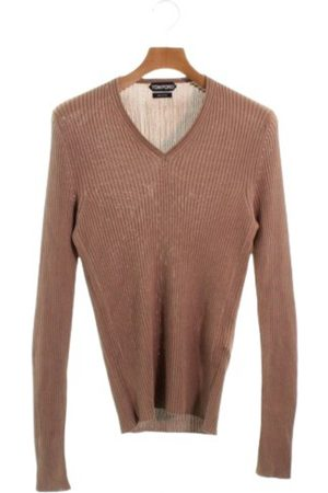 Tom Ford Men Sweatshirts - Silk pull