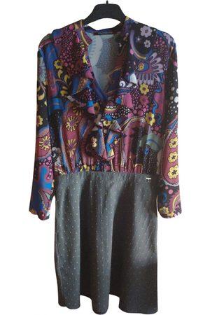 Fornarina Wool mid-length dress