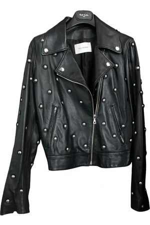 YVES SALOMON Leather jacket
