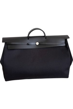 Hermès Men Travel Bags - Herbag cloth weekend bag