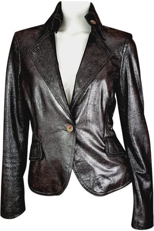 Enes Leather jacket