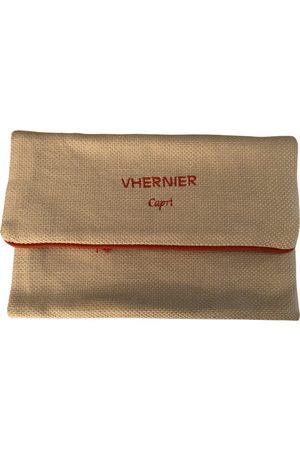 Vhernier Cloth clutch bag