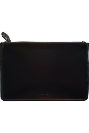 Alaïa Vegan leather clutch bag
