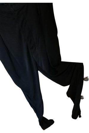 Cavalli Class Straight pants