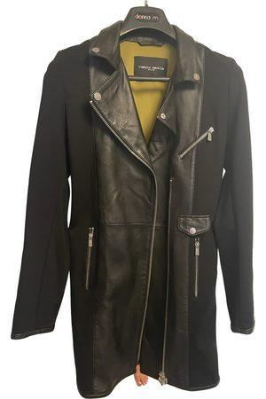 FRANKIE MORELLO Leather jacket