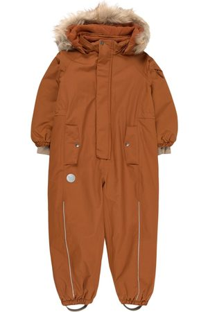 WHEAT Cinnamon Moe Tech Snowsuit - 104 (4 years) - - Winter coveralls