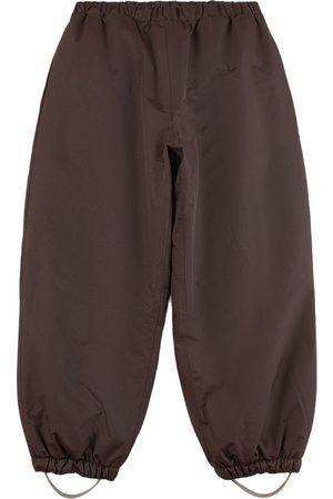 WHEAT Espresso Jay Tech Ski Pants - 116 (6 years) - - Ski pants and salopettes