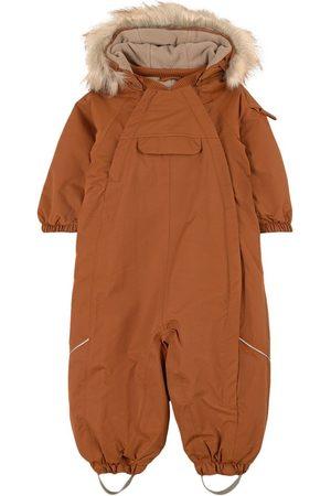 WHEAT Ski Suits - Cinnamon Nickie Tech Snowsuit - 80 (12 months) - - Winter coveralls
