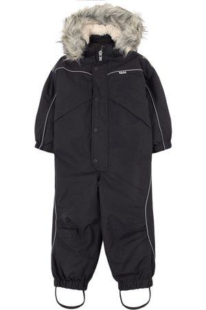 Molo Polaris Faux Fur Snowsuit - 104 cm (3-4 Years) - - Winter coveralls